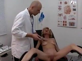 MILF Whore Loves Doctor Vist