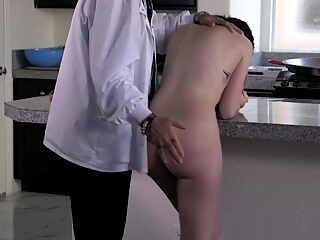 Natali s Big Surprise - Bondage Mad Doctor
