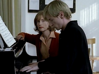 The Piano Teacher (2001) French