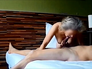 Compilation of my wife sucking my dick 2 - hidden cam