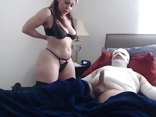 Horny Nurse Loves Fuck