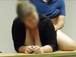 Teacher and student have sex in classe