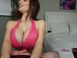 She Made Me Cum By Putting My Dick Between Her Huge Tits