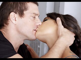 Passionate sex with fucking hot Brazilian babe Gina Valentina