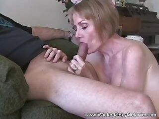 Specia lBlowjob Babe From Amazing GILF