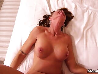 Classy 50 year old GILF loves anal sex