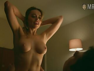 Katie Holmes naked tits compilation