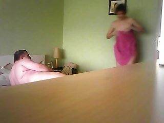 Larisa gets fucked by her husband in a homemade clip