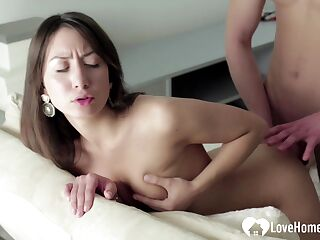 First, she will suck on my raging boner, and then Ill fuck her hard