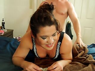 Helping StepMom Cum After a Bad Date - PREVIEW Clip