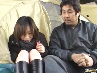 Asian goes Crazy for some Wild Hardcore Pounding