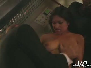 Group Sex Action With Christine Nguyen & Syren
