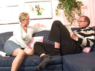 Mature fuck compilation with thick Euro cock whores