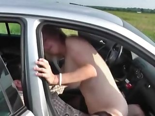 dogging-car