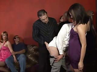 Kimber Lace and her husband get banged anal