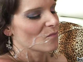 Fabulous compilation of unforgettable facial cumshots